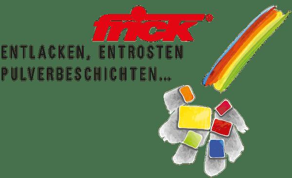 Logo von Frick Metall- und Oberflächentechnik GmbH & Co. KG
