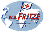 Logo von W.A. Fritze Papierhandelsges. mbH & Co. KG