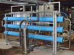 Flusswasseraufbereitung Leistung: 7 m3/h