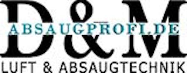 Logo von D&M Absaugtechnik GmbH
