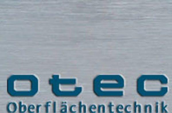Logo von otec Oberflächentechnik GmbH
