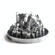 3D-Metalldruck Zahnersatz