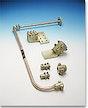 Transformatoren- und Stromseilklemmen