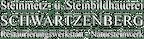 Logo von Steinmetz- und Steinbildhauerei Schwartzenberg